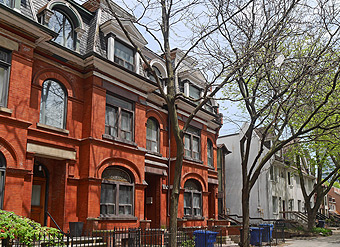 Toronto townhouse real estate appraisal